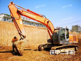 二手日立 ZX210LC-3 挖掘机转让出售