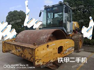 湖南-湘潭市二手徐工XS202J压路机实拍照片