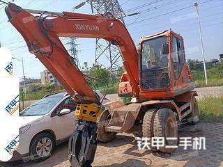 二手新源 XY90 挖掘机转让出售