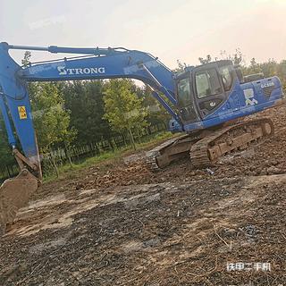 二手山重建机 GC208-8 挖掘机转让出售