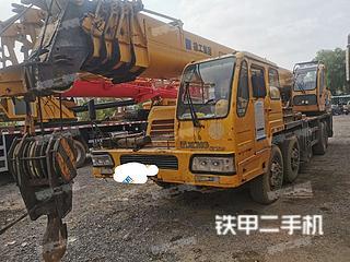 青島徐工XZJ5406JQZ50B起重機實拍圖片