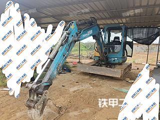 河北-秦皇岛市二手久保田KX155-3SZ挖掘机实拍照片