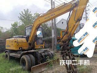 二手沃尔华 DLS880-9A 挖掘机转让出售