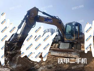 秦皇島徐工XE150WB挖掘機實拍圖片