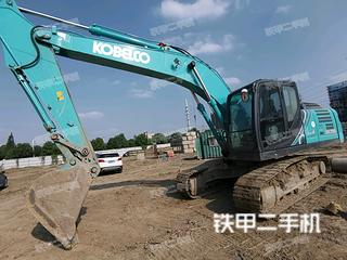 無錫神鋼SK200-10挖掘機實拍圖片