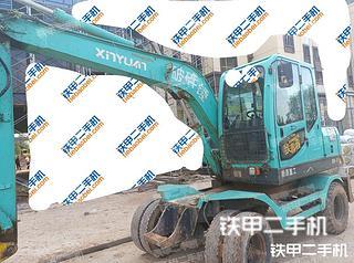 二手新源 XY75W-9 挖掘机转让出售