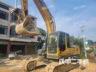 湖南-岳阳市二手徐工XE215D挖掘机实拍照片