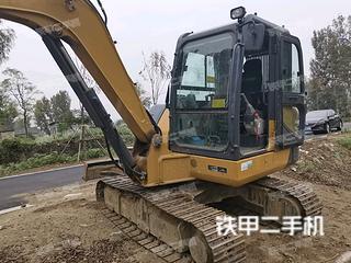 山东-济宁市二手徐工XE55DA挖掘机实拍照片