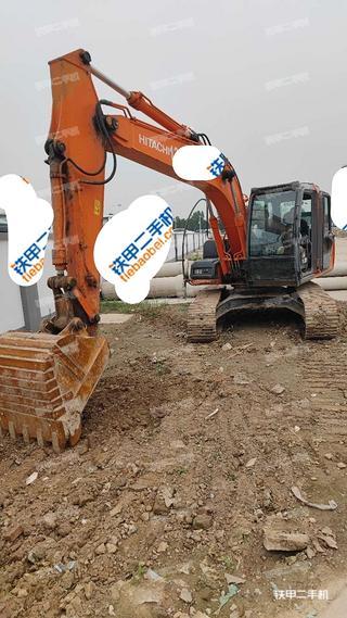 北京日立ZX120挖掘機實拍圖片