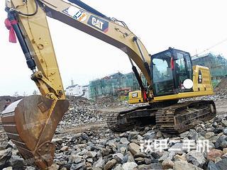 卡特彼勒新一代Cat?323液壓挖掘機實拍圖片