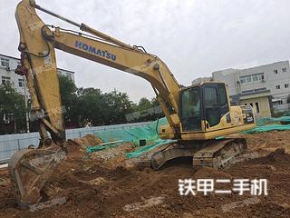 唐山小松PC200-8挖掘機實拍圖片