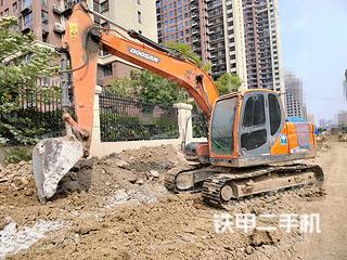 斗山DX150LC-9C挖掘機實拍圖片