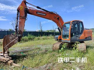 宜賓斗山DX130-9CN挖掘機實拍圖片