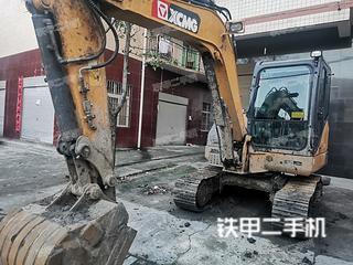 陕西-安康市二手徐工XE55DA挖掘机实拍照片