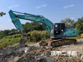 二手神钢 SK210LC-10 挖掘机转让出售