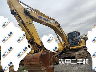 唐山小松PC390LC-8M0挖掘機實拍圖片
