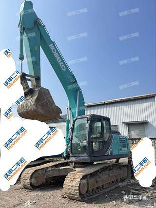 杭州神鋼SK210LC-10挖掘機實拍圖片