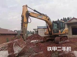 二手三一重工 SY135 挖掘机转让出售
