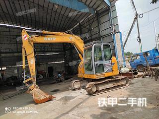 佛山加藤HD308USV挖掘機實拍圖片
