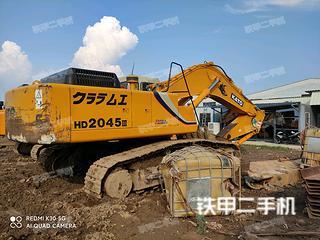 二手加藤 HD2045III 挖掘机转让出售