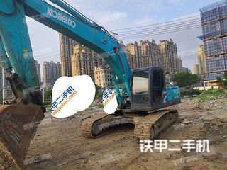 溫州神鋼SK260LC-8挖掘機實拍圖片