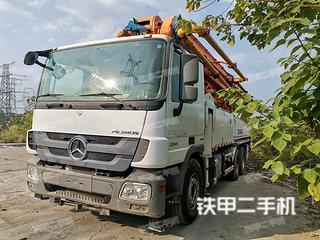 中聯重科ZLJ5330THBB49X-6RZ泵車實拍圖片