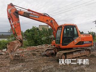 斗山DH150LC-7挖掘機實拍圖片