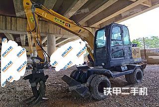 二手灵升机械 LS95-8 挖掘机转让出售