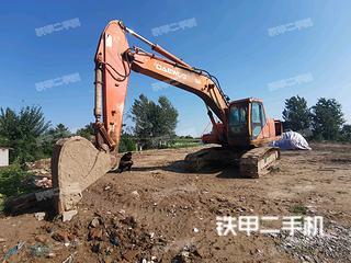 二手大宇 DH220LC-V 挖掘机转让出售
