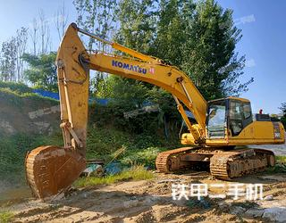 鄭州小松PC360-7挖掘機實拍圖片