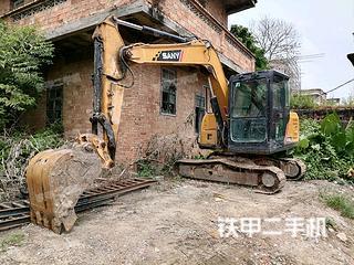 二手三一重工 SY65C 挖掘机转让出售