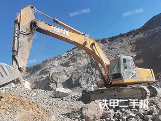 濰坊加藤HD1430R挖掘機實拍圖片