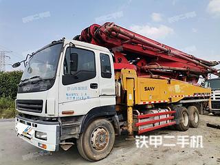三一重工SY5313THB46泵車實拍圖片