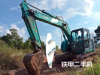 吉安神鋼SK135SR挖掘機實拍圖片