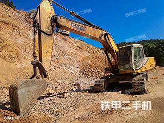 濰坊加藤HD820ⅢSP挖掘機實拍圖片