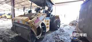寶馬格BW203AD-4壓路機實拍圖片
