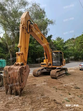 二手卡特彼勒 E200B 挖掘机转让出售