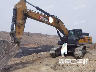 二手徐工 XE490DK MAX 挖掘机转让出售