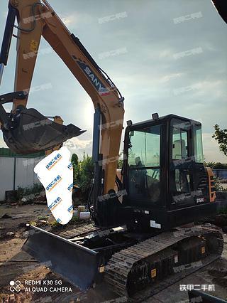 廣州三一重工SY60C挖掘機實拍圖片