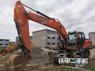 斗山DX210W-9CN挖掘機實拍圖片