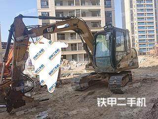 安徽-宣城市二手卡特彼勒307C挖掘机实拍照片