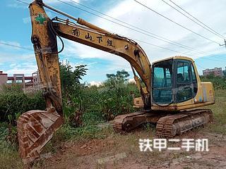吉安小松PC120-6E0挖掘機實拍圖片