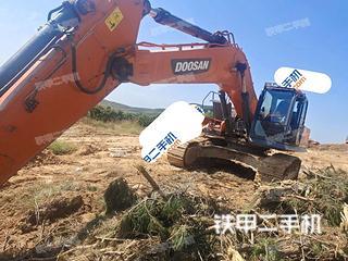 秦皇島斗山DX380LC-9C挖掘機實拍圖片