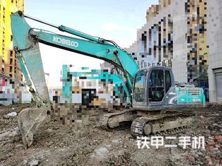 安徽-滁州市二手神钢SK200-8挖掘机实拍照片