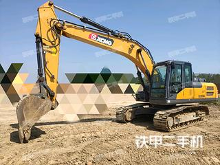 安徽-宿州市二手徐工XE205DA挖掘机实拍照片