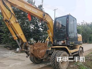 遠山機械YS780-9T挖掘機實拍圖片
