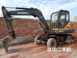 二手重庆勤牛 QNL70 挖掘机转让出售