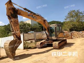 湖南-长沙市二手徐工XE215DA挖掘机实拍照片