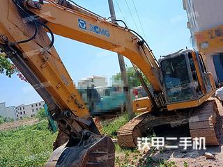 江西-抚州市二手徐工XE215C挖掘机实拍照片