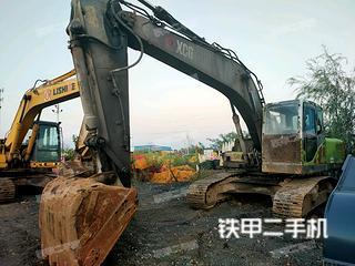 貴港徐挖XCG230LC-8挖掘機實拍圖片